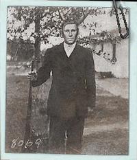 Oberfähnrich Fritz Wagner
