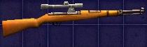 Gewehr 33-40 scoped