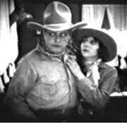 Jack Hoxie and Ann Little Lightning Bryce