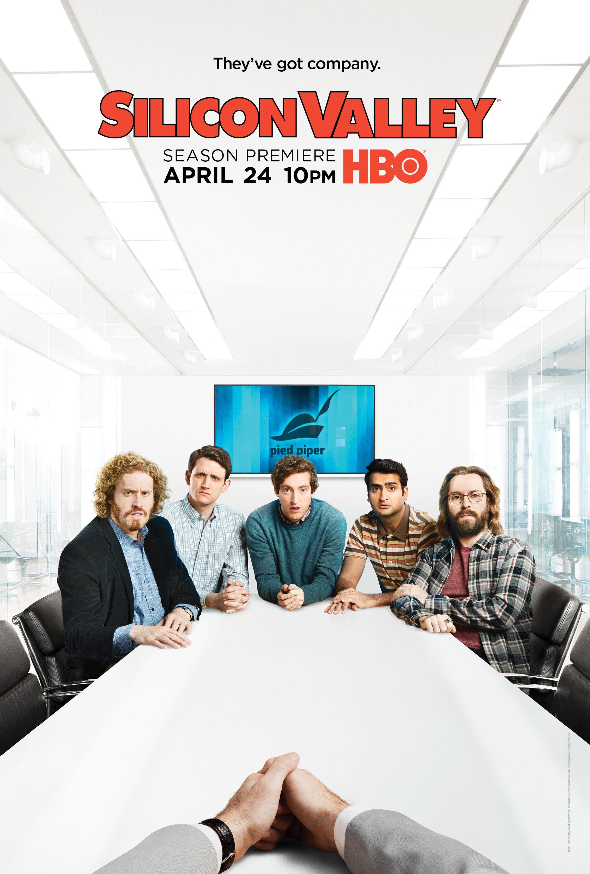 Season 3 Silicon Valley Wiki Fandom Ed By Wikia