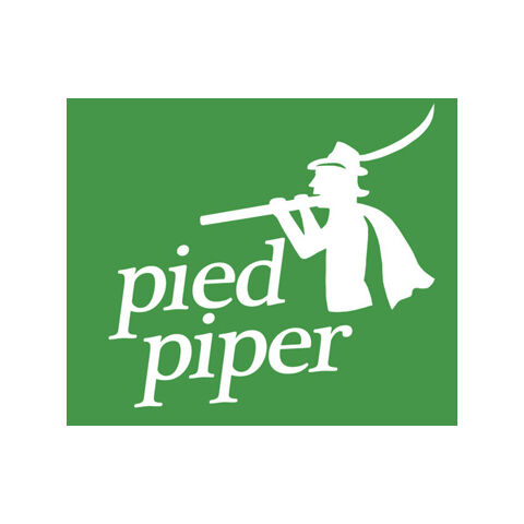 150px|Richard's negatively received Pied Piper logo