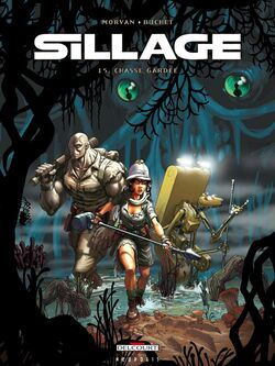 French cover Sillage 15