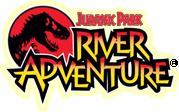 Jurassic Park River Adventure logo