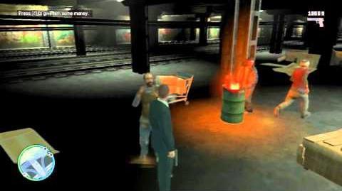 GTA IV Myth RATMAN