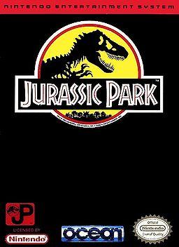 256px-Jurassic Park box art (NES)