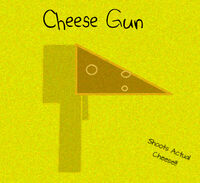 CheeseGun