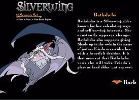 Bathsheba Character Bios