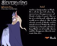 Ariel Character Bios