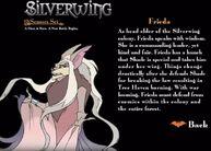 Frieda Character Bios