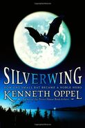Silverwing Book