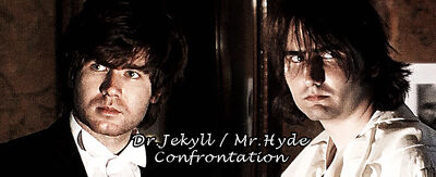 Doctor Dr Jekyll Mr Mister Hyde Confrontation Musical SilverWolfPet
