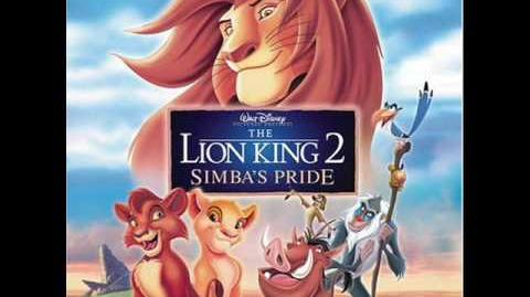 The Lion King II Soundtrack- Love Will Find A Way (End Title)