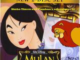 Simba, Timon, and Pumbaa Meet Mulan