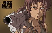Revy Black Lagoon by FirstPrize15