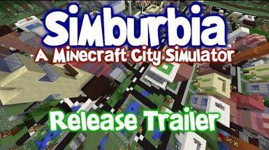 Simburbia Release Trailer - Sim City in Minecraft