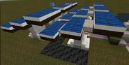 Jigron Solar Array
