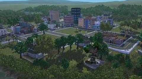 SimCity Societies - Evolution Video