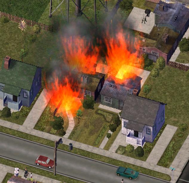 Fire   SimCity   FANDOM powered by Wikia