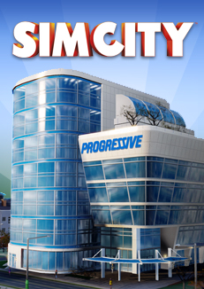Progressive Insurance Set cover