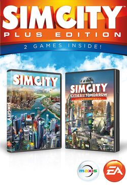 SimCity Plus Edition cover