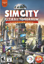 250px-SimCity Cities of Tomorrow box art