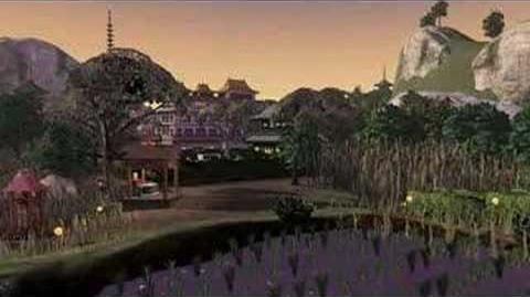 SimCity Societies - Spiritual Village