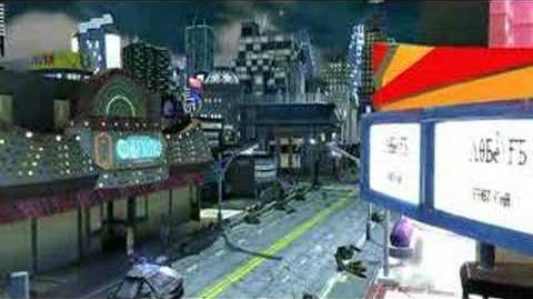 SimCity Societies - Cyberpunk City