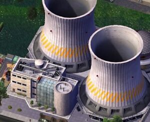 SC4 Nuclear Plant