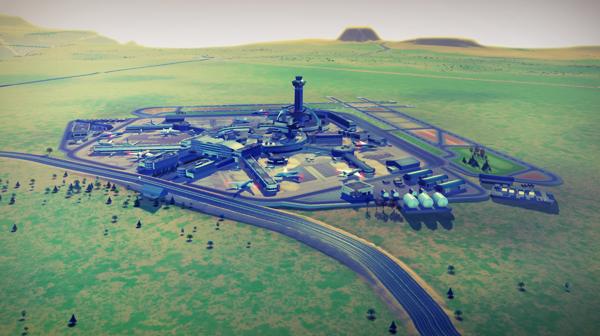 Aeroport Simcity Buildit