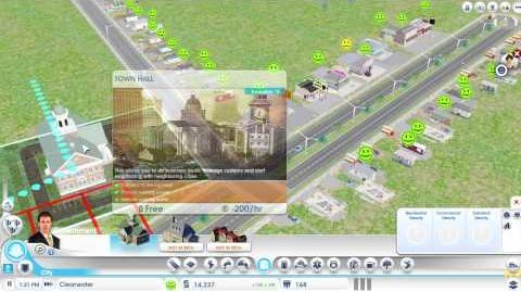SimCity Beta - 1 - Part 1