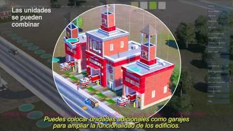 SimCity - Motor de juego Glassbox. Adelanto Exclusivo. Parte 1.