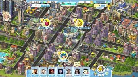 SimCity Social E3 Annouce Trailer