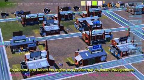 SimCity - Motor de juego Glassbox. Adelanto Exclusivo. Parte 2.