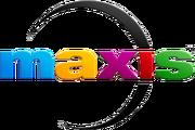Logo Maxis 2012