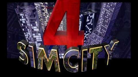 Sim City 4 Opening Scene