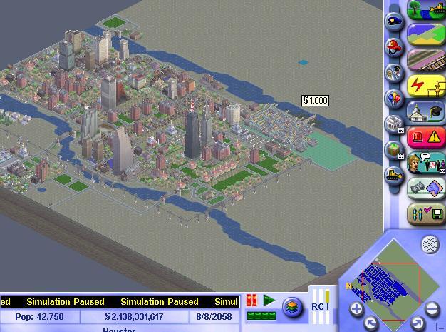 Sim City 4 for Mac OS X