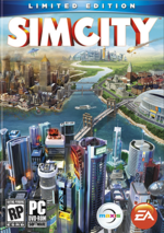 Packshot SimCity (2013)