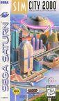 SimCity2000 Saturnboxart 160w