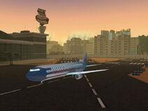Avion (SimCity Sociétés Destinations)