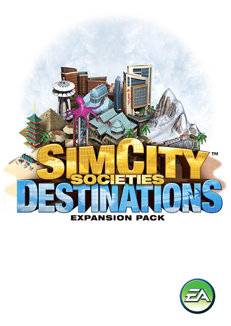 SimCity Societies Destinations cover-th