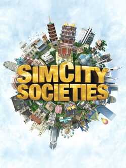 SimCity Societies Coverart