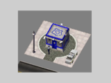 Police buildings in SimCity 4