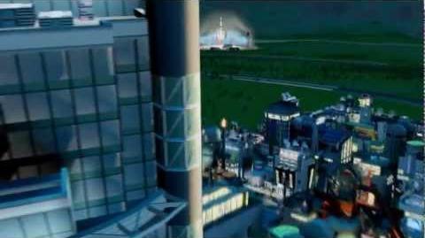 SimCity - Intro del juego