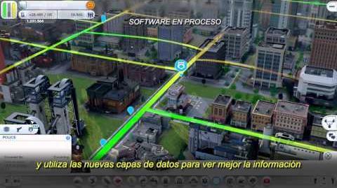 SimCity - Tráiler Desarrollo y Jugabilidad (subtítulos en castellano)