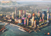 Concept Arts SimCity 2013 01