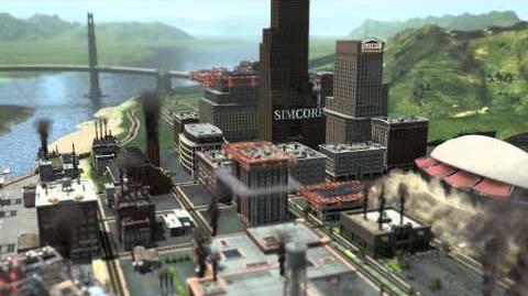 SimCity est de retour !