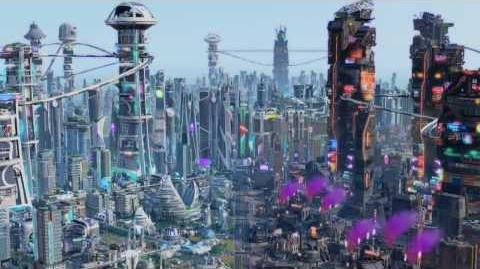 SimCity Cities of Tomorrow Official The Academy Trailer