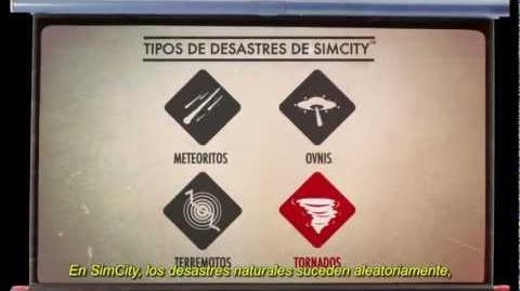 Adelanto de SimCity Desastres