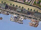 游艇碼頭系列