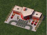 現代消防站